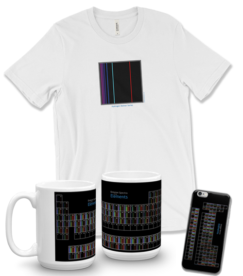 Mugs, iPhone covers and tee shirts