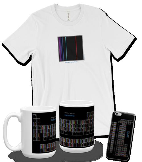 Mugs, iPhone covers and tee shirts