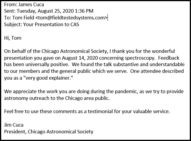 Chicago Club email